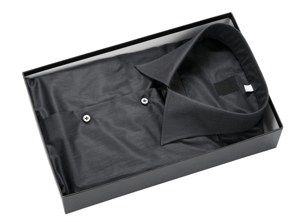 Black Shirt Box